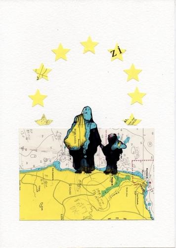 ODILE VIALE HOMO MARE NOSTRA  Horrizone II 2016.jpg