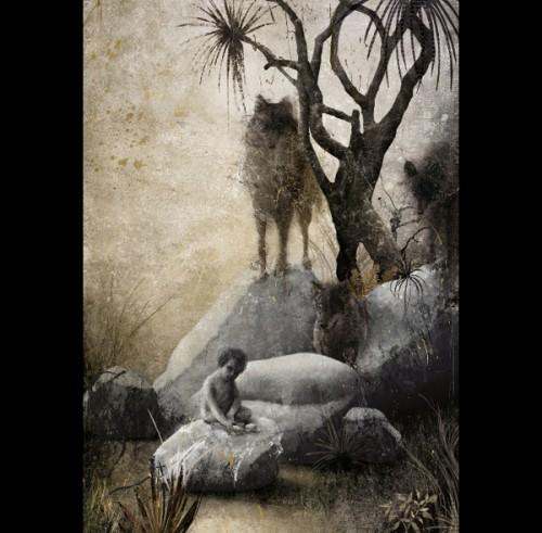 Gabriel Pacheco. el libro de la selva.jpg