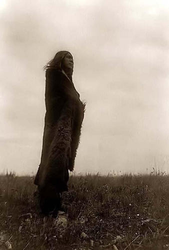 Edward S. Curtis Crying Spirits, a Hidatsa Indian 1908.jpg