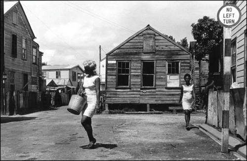 Church Street and West Street in Belize City, British Honduras, 1969.jpg