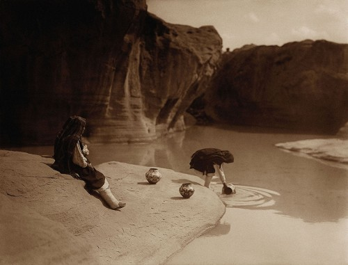 edward sherif curtis Old Well at Acoma (Courtesy of Cardozo Fine Art).jpg