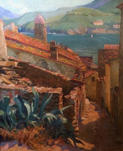 ABEL GEORGE WARSHAWSKY Collioure .jpg