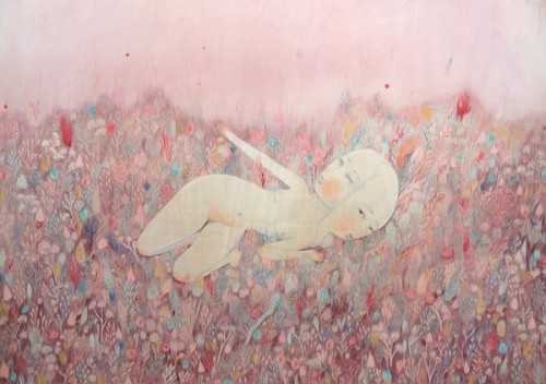 Cendrine Rovini Petite femme des forts nues 2012.jpg