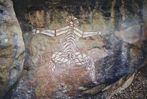 Aboriginal uluru Nourlangie Rock.jpg