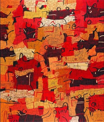Virgilio Santaella-Al-trazo-del-caligrafo-No.-86-2010-140x120cm-mixta-sobre-tela-2010.jpg