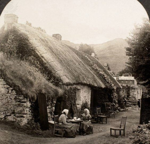A home in the Scottish Highlands. Photographed c1902._n.jpg