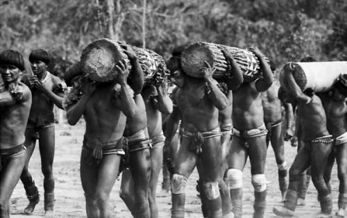 Claude Lévi-Strauss - chez les Nambikwara - Mato Grosso - Brésil - 1938 (9).jpg