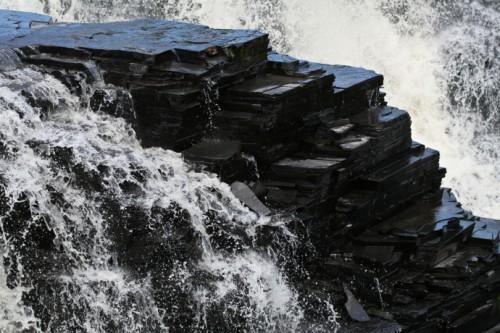 Sharon Morellus  Kakabeka Falls, Ontario 2009.jpg
