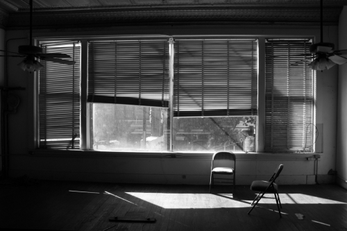 Cecil Touchon Vacant building in downtown Fort Worth, Texas 2011.jpg