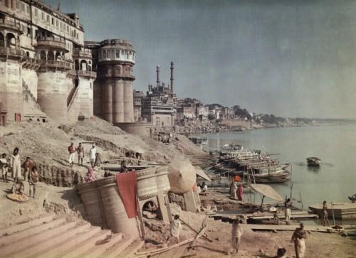 Jules Gervais Courtellemont Ganges Rivers Inde 1923.jpg