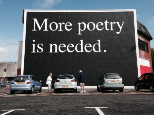 Jeremy Deller, painted, on, wall, in, Swansea, South,Wales, UK.jpg