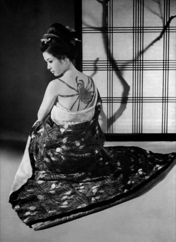 Ayako Wakao in Irezumi de yasuzo masumura 1966.jpg