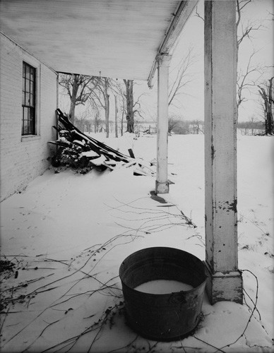 Linda Butler death of a farm Porch-in-Winter.jpg