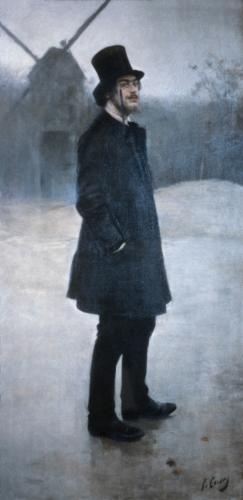 Ramon Casas_Erik Satie El Bohemio o el poeta de Montmartre. 1891..jpg