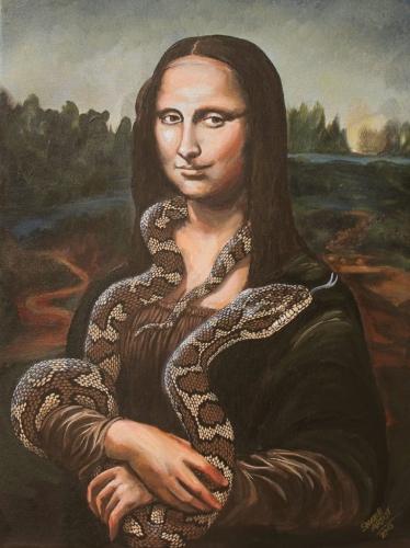 Bill Flowers Des-serpents-dans-des-tableaux-celebres-3.jpg