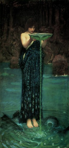 John William Waterhouse Circé Invidiosa 1892.jpg