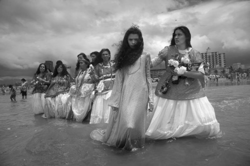 cristina garcia rodero2  Brazil. Offering to Yemanja. 2008 .jpg