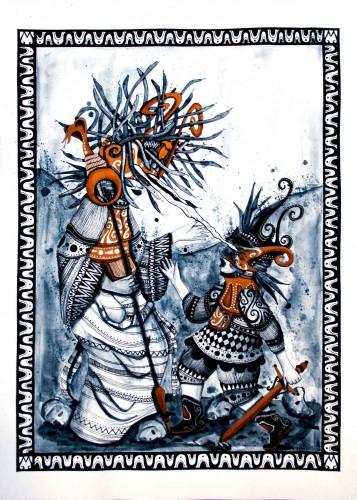 skount Medusa Guardian of gorgon 2013.jpg
