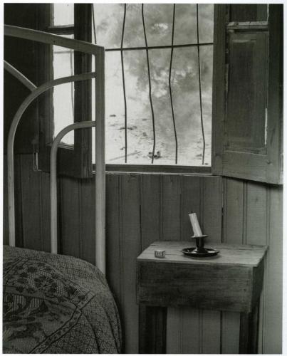 Grete Stern, 1951 Boarding house, Puerto Pirámides, Chubut province.jpg
