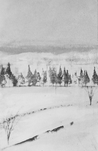 Joseph T. Keiley Winter Landscape, 1898.jpg