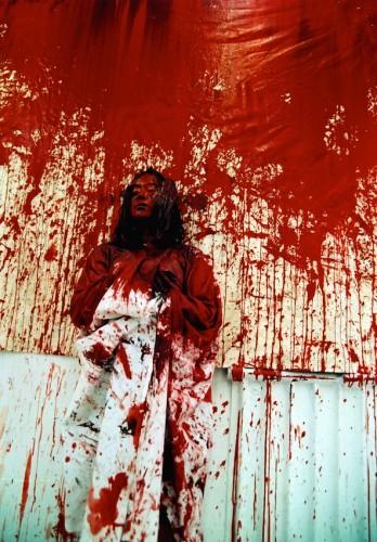 chiharu shiota Becoming_Paint_1994_-Australien_01.jpg