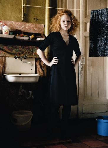 Françoise Huguier_Natacha St petersburgh série kommunalkapg.jpg