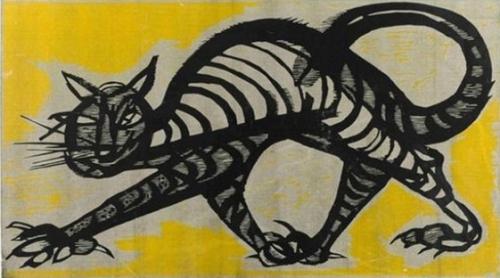 Cecil Skotnes cat 1960.jpg