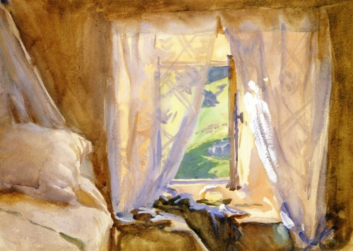 John Singer Sargent Bedroom window 1909 1911.jpg