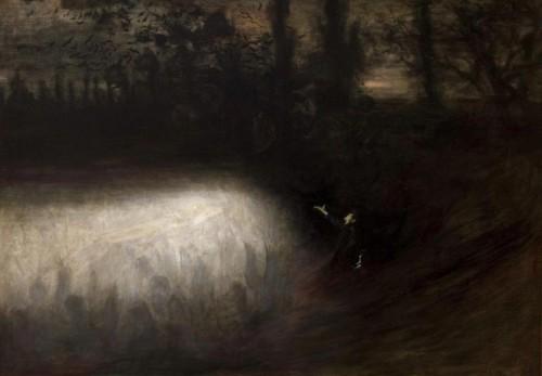Wladyslaw Podkowinski - Chopin's Funeral March (1894).jpg