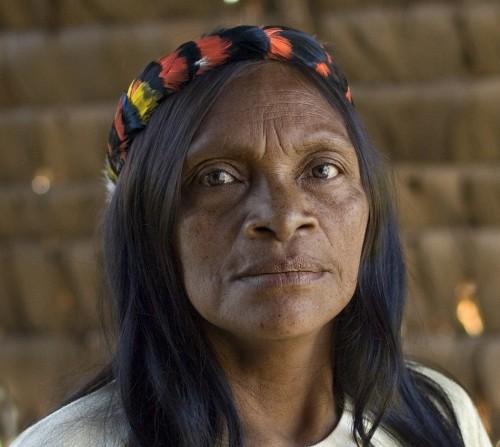 Dima Chatrov Ecuador, Equador Shaman of the Tihueno tribe by  .jpg