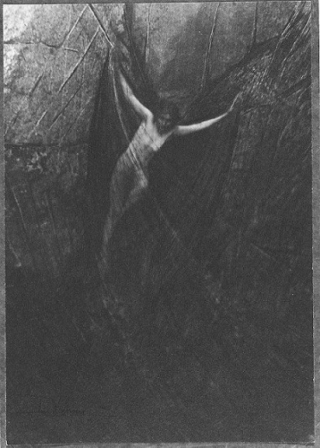 Anne Brigman The Spider's Web, 1908 .png