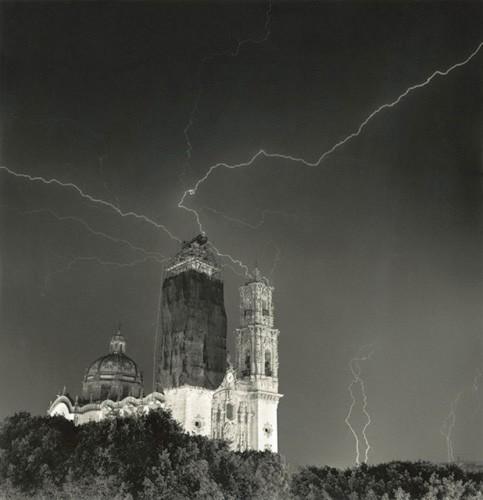 William Scott Taxco Mexico 2000 Lightning_Over_the_Santa_Pr.jpg