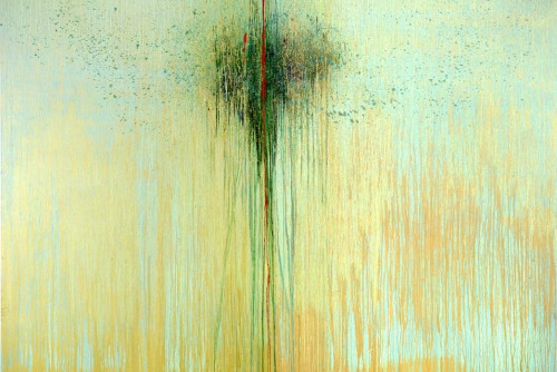 Pat Steir Summer moon 2005.jpg