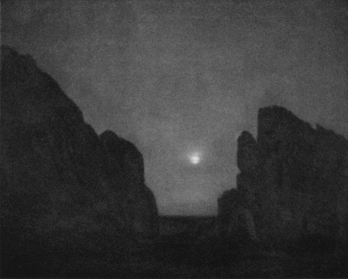 Laura Gilpin The Moon and the Red Gods 1922.jpg