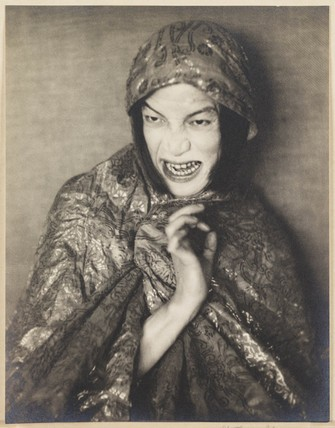 Alvin Langdon Coburn Michio Ito, Dancer 1916.jpg