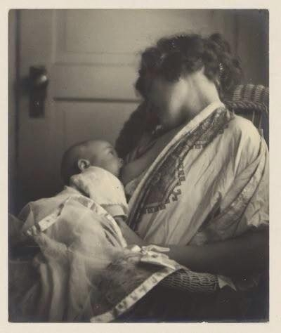 Louis Fleckenstein Mother Breast-feeding her Baby 1900_n.jpg