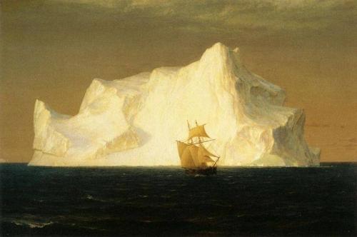 Frederic Edwin Church, The Icebergs, 1861.jpg