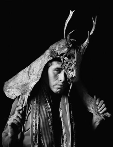 Flor Garduño Nahual Man, Guatemala,  1993..jpg