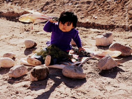 Tailinh Agoyo Hannah, Cochiti Pueblo. Courtesy The Warrior Project, warriorchildren.com. .jpg