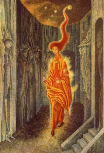 remedios-varo the call.jpg