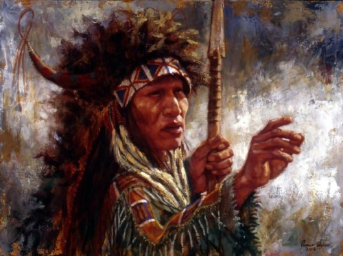 James Ayers Touch of the Shaman Lakota.jpg