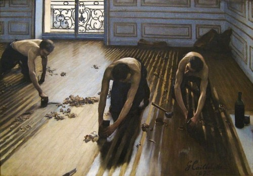Gustave Caillebotte, The Floor Secrapers, 1875.jpg