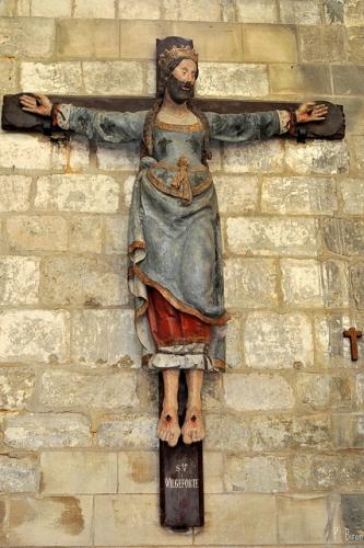 Sainte Wilgeforte - Eglise Saint-Etienne de Beauvais .jpg
