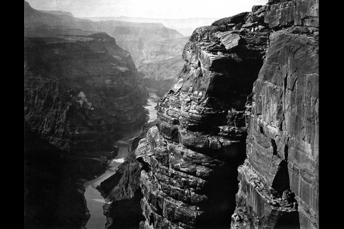 E. O. BEAMAN.Inner gorge of the Grand Canyon Arizona.jpg