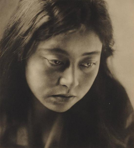 Yasuzo Nojima- Title unknown (Model F.) , 1931.jpg