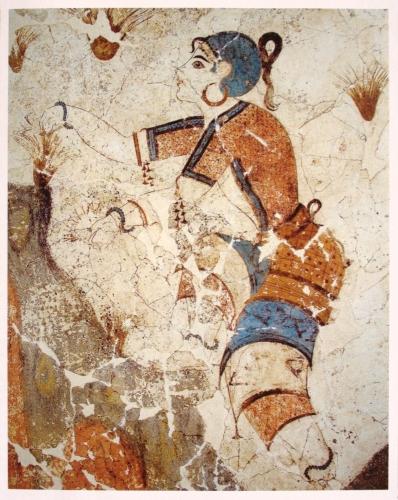Cueilleuse_de_safran,_fresque,_époqie minoénne Akrotiri,_Grèce.jpg