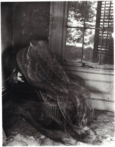 Clarence John Laughlin - House of the Past, 1947.jpg