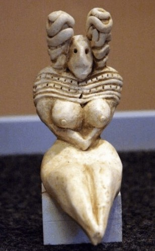 Unknown Fertility Goddess from area of present day Balochistan. 6,000-3,000 BC..jpg