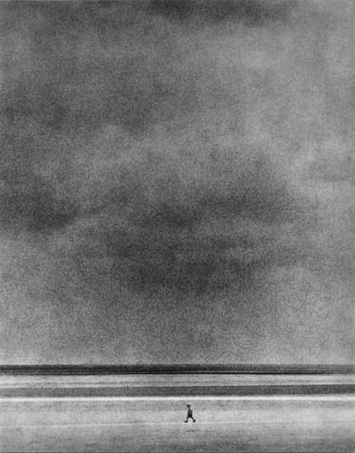Edward Dimsdale Boy on beach - Sky, Autumn 1999.jpg