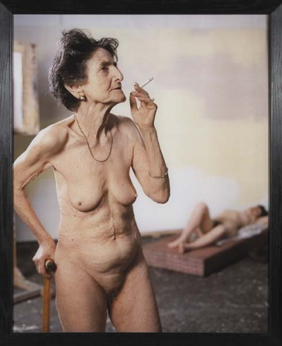 Andres Serrano The Model 1994_l.jpg